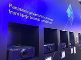 Projektory Panasonic kompatybilne z serwerem Pixera od Av Stumpfl
