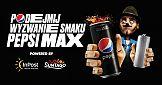 Ruszyło niecodzienne Wyzwanie Smaku Pepsi Max
