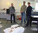 Duplo w drukarni grupy Infomax