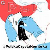 Portfolio: #Polskaczystakomórka – rusza kampania edukacyjna PCK