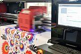 Prezentacje 2 drukarek LED marki Efi w Opolu