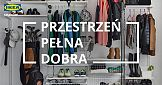 """Ikea Kraków zachęca do dzielenia się w """"Przestrzeni Pełnej Dobra"""""""