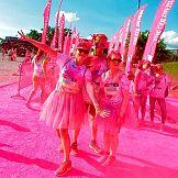 Portfolio: Plej z Bankiem Millenium na The Color Run