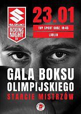 Portfolio: Communication Unlimited dla Suzuki Boxing Night