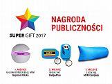 tytulSuper Gift - nagroda publiczności na Festiwalmarketingu.pl