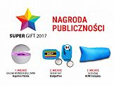 Super Gift - nagroda publiczności na Festiwalmarketingu.pl