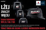 CU dla Suzuki: promocja na silniki zaburtowe