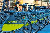 Synergic startuje z kampaniami wizerunkowymi na rowerach miejskich