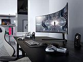 Samsung: monitory z zakrzywieniem 1000 R z linii Odyssey