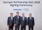 Samsung przedłuża współpracę z MKOl do 2028 roku