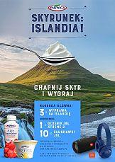 Kampania jogurtów Skyr od OSM Piątnica