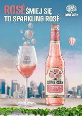 Marka Somersby z nowym wariantem - Somersby Sparkling Rosé
