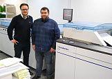 Cyfrowa drukarnia dziełowa Sowa powraca do produkcji rolowej