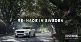 Stena Recycling i Volvo Cars ze wspólną kampanią na rzecz recyklingu samochodów