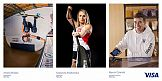 Trzech polskich sportowców dołącza do Team Visa