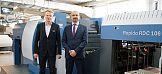 Pierwsza w Polsce sztanca rotacyjna Koenig & Bauer RDC 106 w drukarni Top-Pol