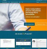 Powstał serwis dla osób poszukujących prawnika - Tuprawnik.pl