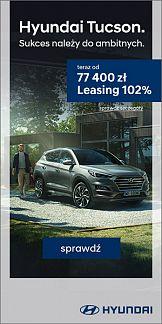 Wrześniowa promocja Hyundai Tucson
