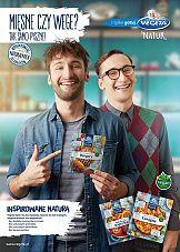 Marka Vegeta z nową odsłoną kampanii telewizyjnej oraz konkursem dla konsumentów