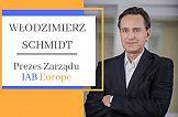 Włodzimierz Schmidt ponownie wybrany na Prezesa Zarządu IAB Europe