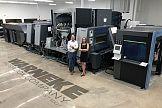 Pierwszy w USA cyfrowy system druku B1 Heidelberg Primefire