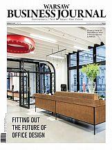 Nowa odsłona magazynu Warsaw Business Journal