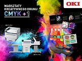 Bezpłatne warsztaty z druku CMYK + 1 z Oki