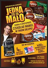 """""""Jedna to za mało"""" – Wawel rusza z konkursem wspierającym kategorię czekolad"""