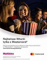 "Multikino i Mastercard: ""Wtorki z Mastercard"""