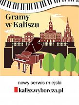 Wyborcza.pl uruchamia 33. serwis lokalny Kalisz.wyborcza.pl