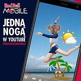 Youtube za darmo – kampania wakacyjnej oferty Red Bull Mobile