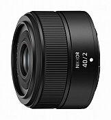 Nikon ogłasza obiektyw Nikkor Z 40mm f/2