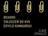 Złote Spinacze 2019 z nowym rekordem zgłoszeń
