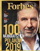 Forbes z listą najbogatszych Polaków i w nowej odsłonie graficznej