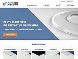 Sklep internetowy Plasticexpress: Płyty pleksi o dowolnym kształcie