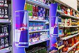 In-Store Media Polska: Komunikacja marki Red Bull przy półce w Carrefour