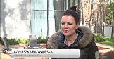 Agnieszka Radwańska została ambasadorką wody Jurajska