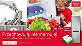 Amica przeciw marnowaniu żywności - kampania społeczna