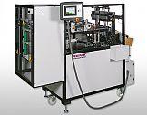 Automatyczny perforator Renz AP 360 Digital w drukarni Empir