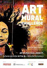 Art Mural Challenge: Konkurs dla fanów street art'u