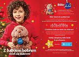 """""""Z Julkiem Bobrem dziel się dobrem"""" - Auchan na rzecz Stowarzyszenia SOS Wioski Dziecięce"""