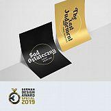 Tofu Studio z dwiema nagrodami German Design Award