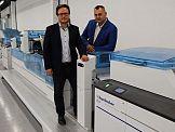 Kolejne rozwiązania Hunkeler w drukarni cyfrowej Azymut