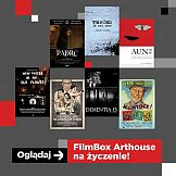 Klasyka i nowości światowego kina z Filmbox Arthouse dostępne na życzenie na Vod.pl