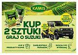 """Kampania Kamis ,,Kup 2 sztuki, wygraj Suzuki"""" dobiegła końca"""