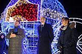 Bożonarodzeniowa iluminacja Enei dla mieszkańców Gniezna