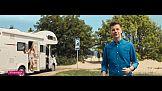 Radek Kotarski w reklamie aplikacji mobilnej Banku Millennium