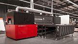 Colours Factory po raz trzeci inwestuje w wielkoformatowy ploter Agfa
