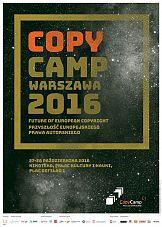 Copycamp 2016: konferencja o przyszłości prawa autorskiego