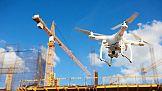 Filmowanie dronem: porozumienie Cushman & Wakefield i Fairfleet